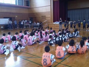 H29児童クラブ練習会ルール説明