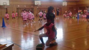 H29児童クラブ練習会ナイスファイト
