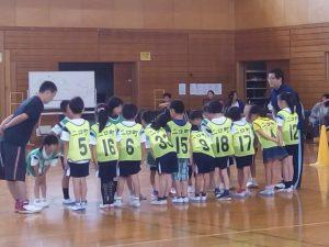 H29児童クラブ練習会試合練習
