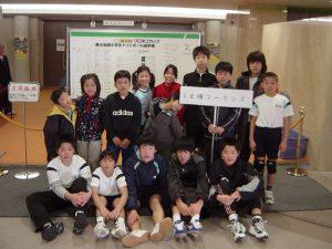 初代メンバー(第13回クロネコ杯)
