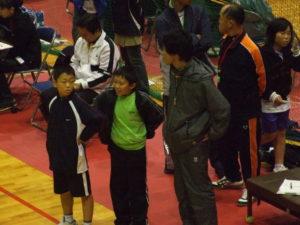 5年生のコーチデビュー
