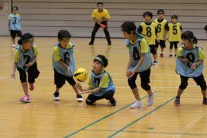 U-10ノービスチームの試合(写真:県協会)