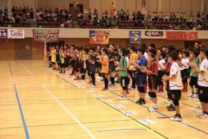 第13回富山いきいき杯開会式(写真:市協会)