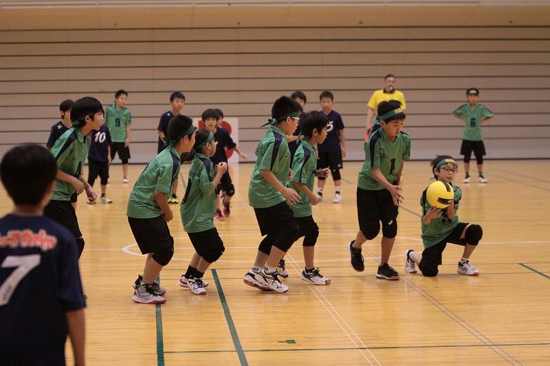 ナイスキャッチ!(写真:富山県協会)